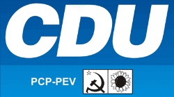 CDU confia na