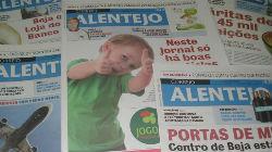 """""""Correio Alentejo"""" celebra 11 anos de edições"""