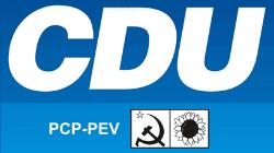 CDU apresenta candidato