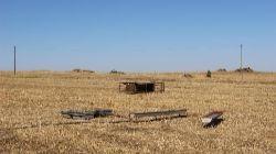 Seca no Campo Branco preocupa agricultores