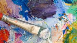 Pinturas e desenhos