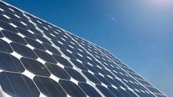 Central solar pioneira