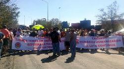 Segundo dia de greve na mina de Neves-Corvo