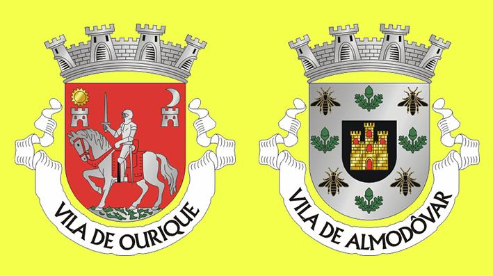 Tomadas de posse em Almodôvar e Ourique