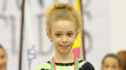 Cristina Rakasi conquista medalha de bronze