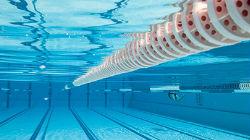Obras na piscina