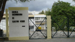 Obras em breve na Secundária de Castro Verde