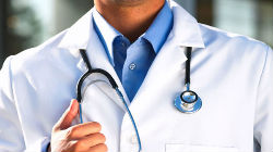 Recepção aos médicos