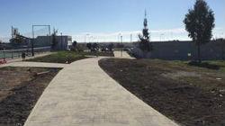 Novo acesso ao Centro