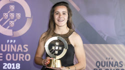 Ana Capeta premiada