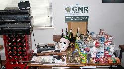 GNR recupera artigos