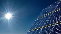 Novas centrais solares