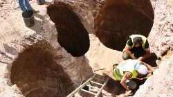 Vestígios arqueológicos
