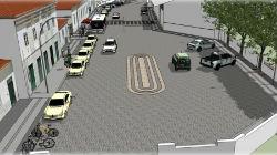 Mais estacionamento