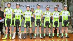 Ciclistas de Almodôvar