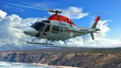 Novos helicópteros