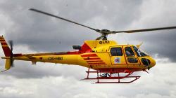Helicóptero contra