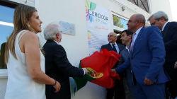 CAVI em Almodôvar inaugurado pelo ministro da Solidariedade