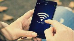 Nova rede wifi no