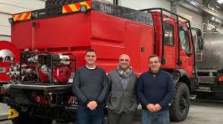 Câmara de Almodôvar apoia bombeiros locais