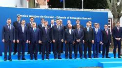 Governantes reunidos em Beja