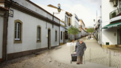 Castro Verde: Corte de trânsito