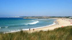 Praias interditadas