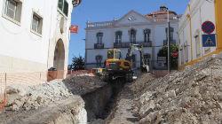 CM Castro Verde investe na rede de águas da vila