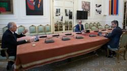 Presidente da República reuniu