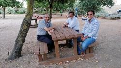 Parque da Vila foi inaugurado em Beringel