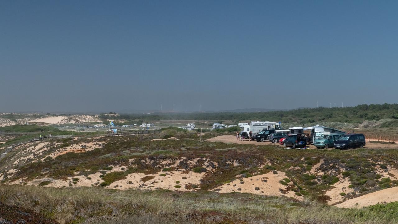 Odemira quer mais medidas para pernoita e aparcamento de auto-caravanas