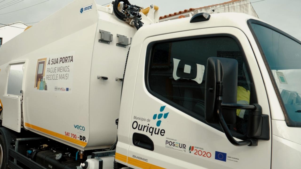 Terceira fase da recolha de resíduos arranca em Ourique