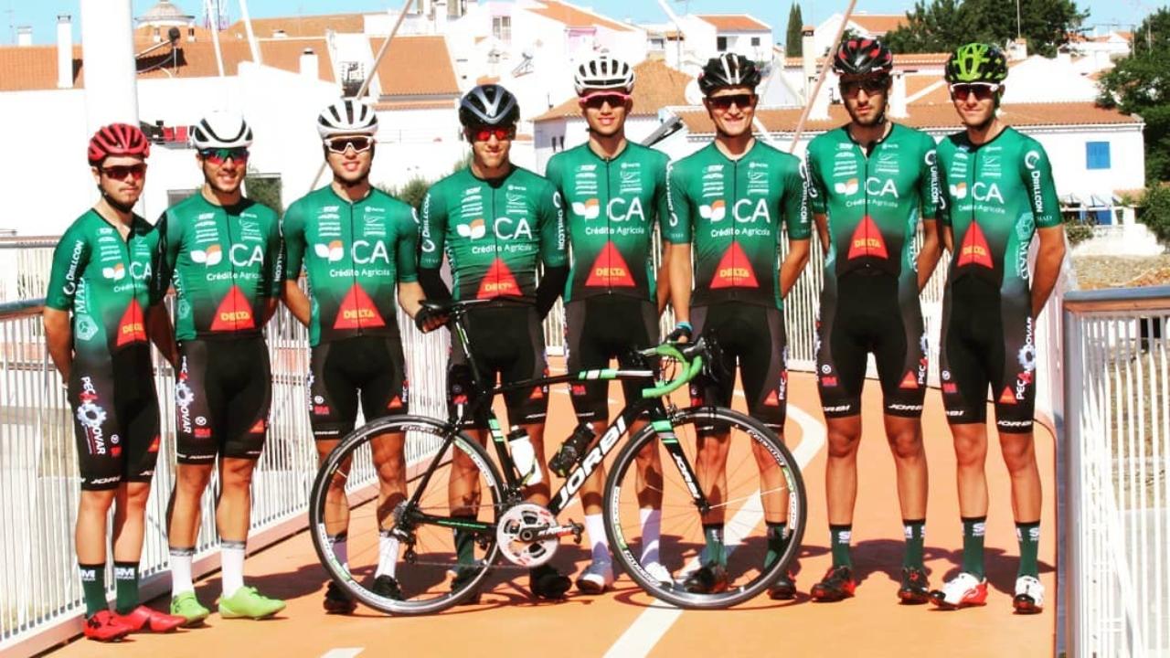 SCAV Almodôvar mantém equipa de ciclismo em 2021