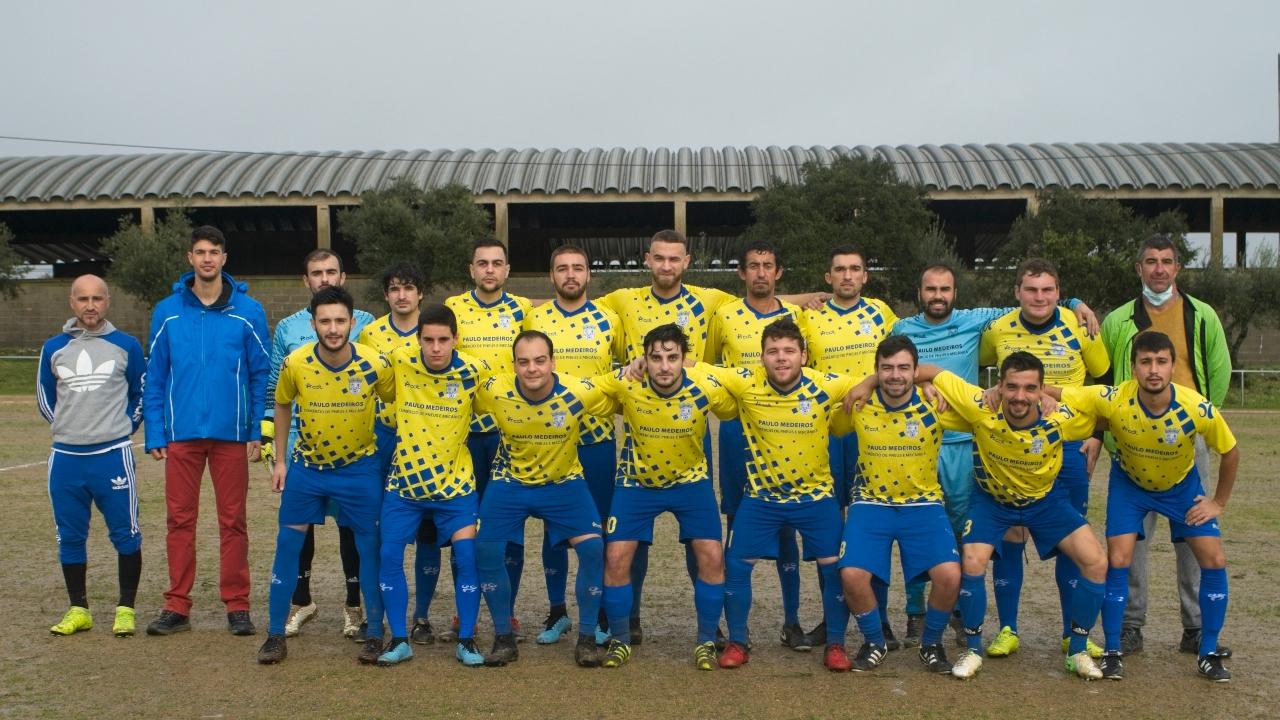 GD Santa Luzia cumpre sonho de jogar na 2ª divisão