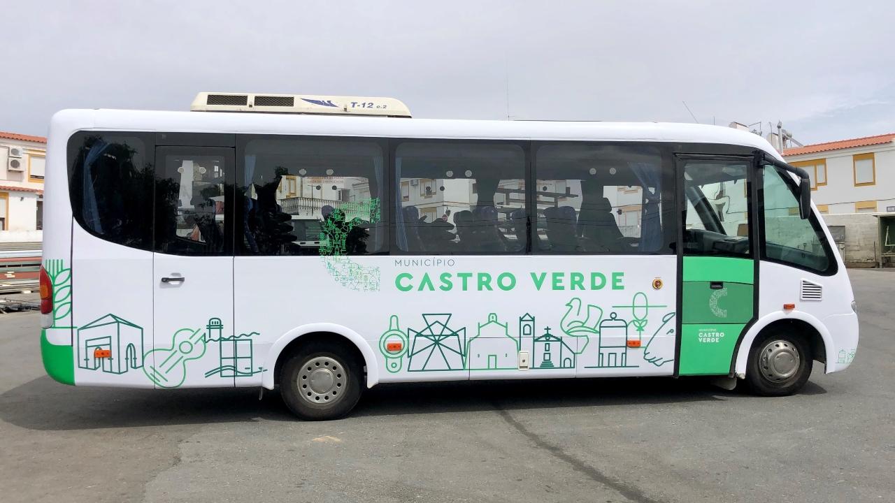 Câmara de Castro Verde assegura transporte para São Marcos