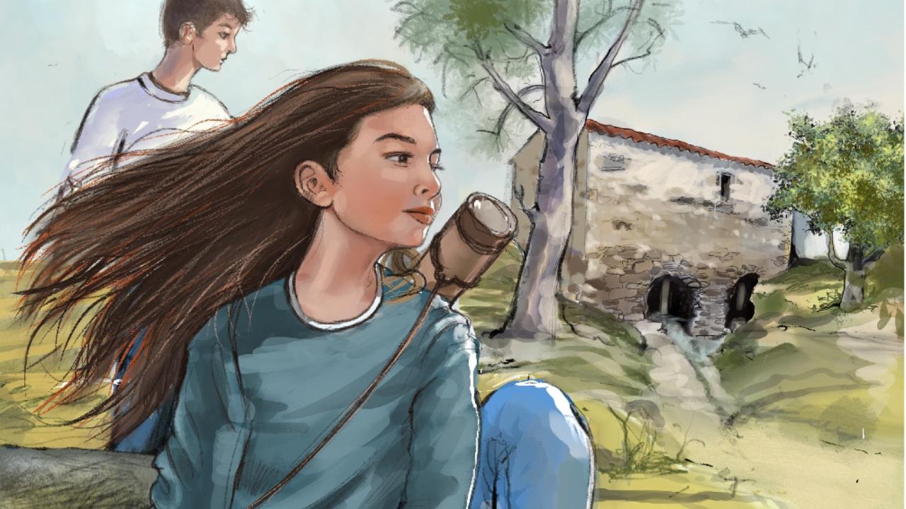 Castro Verde. Museu da Ruralidade lança três livros infantis