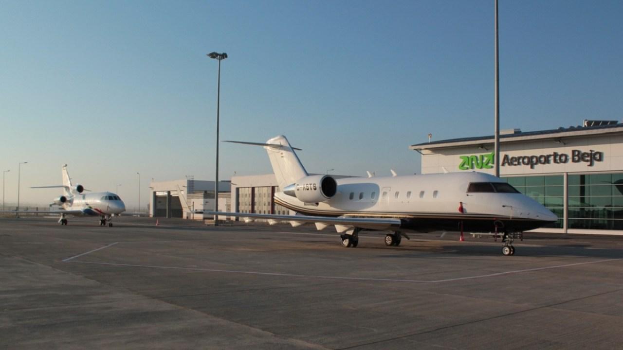 PCP defende valorização do aeroporto de Beja