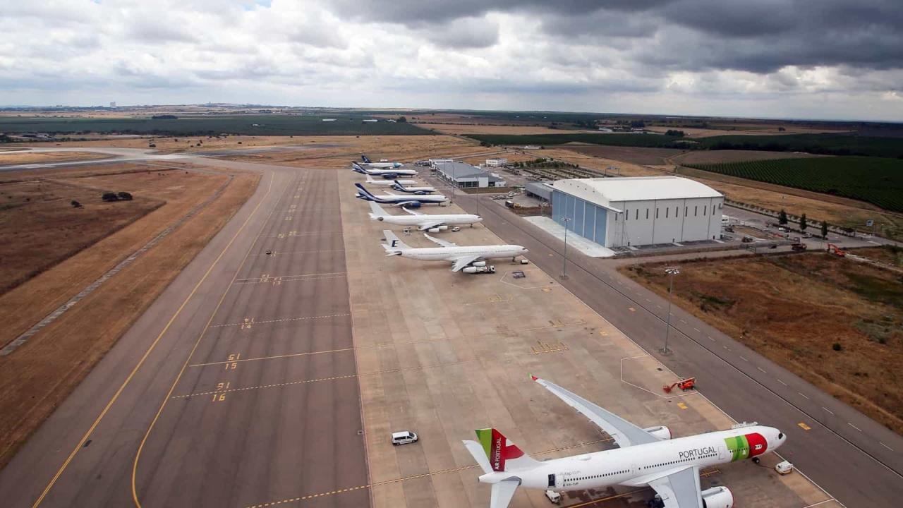 """OBA defende aeroporto de Beja como """"epicentro"""" do desenvolvimento regional"""