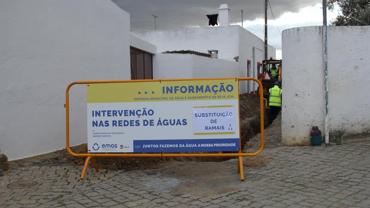 EMAS de Beja com campanha de controlo de pragas