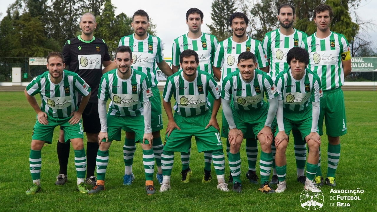 FC Serpa promovido ao Campeonato de Portugal de 2021-2022