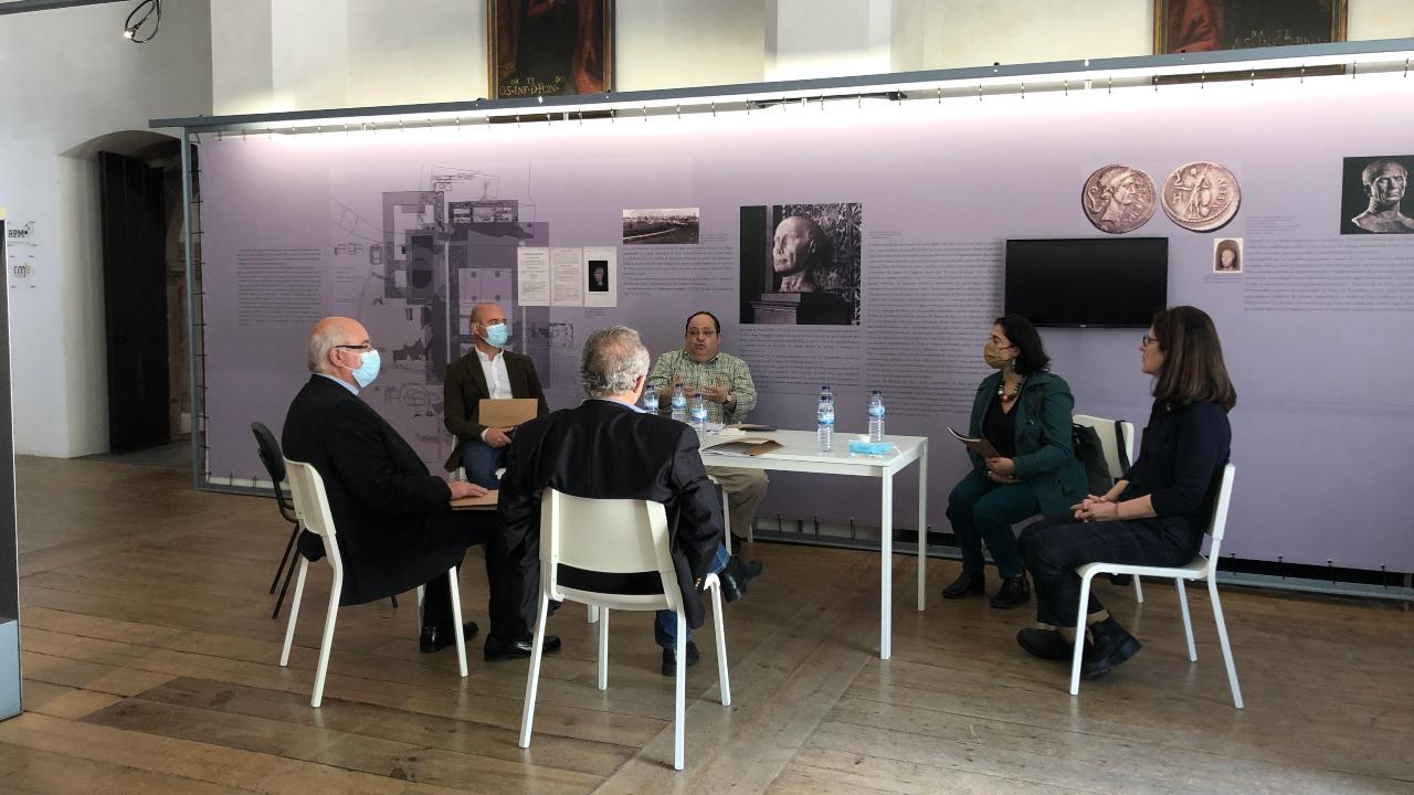 Deputados visitaram Museu Regional de Beja