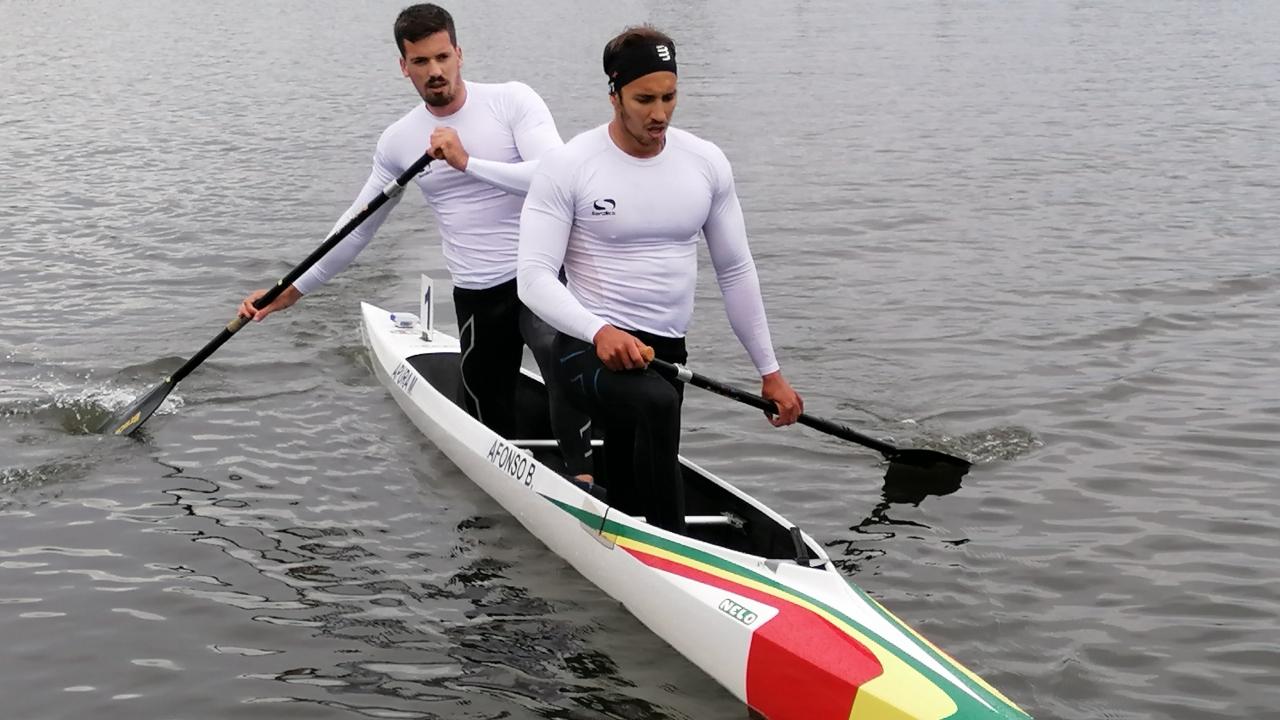 Canoísta de Mértola tenta apuramento para Jogos Olímpicos