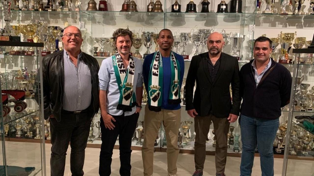 Técnico Calú Divengle de regresso ao FC Castrense