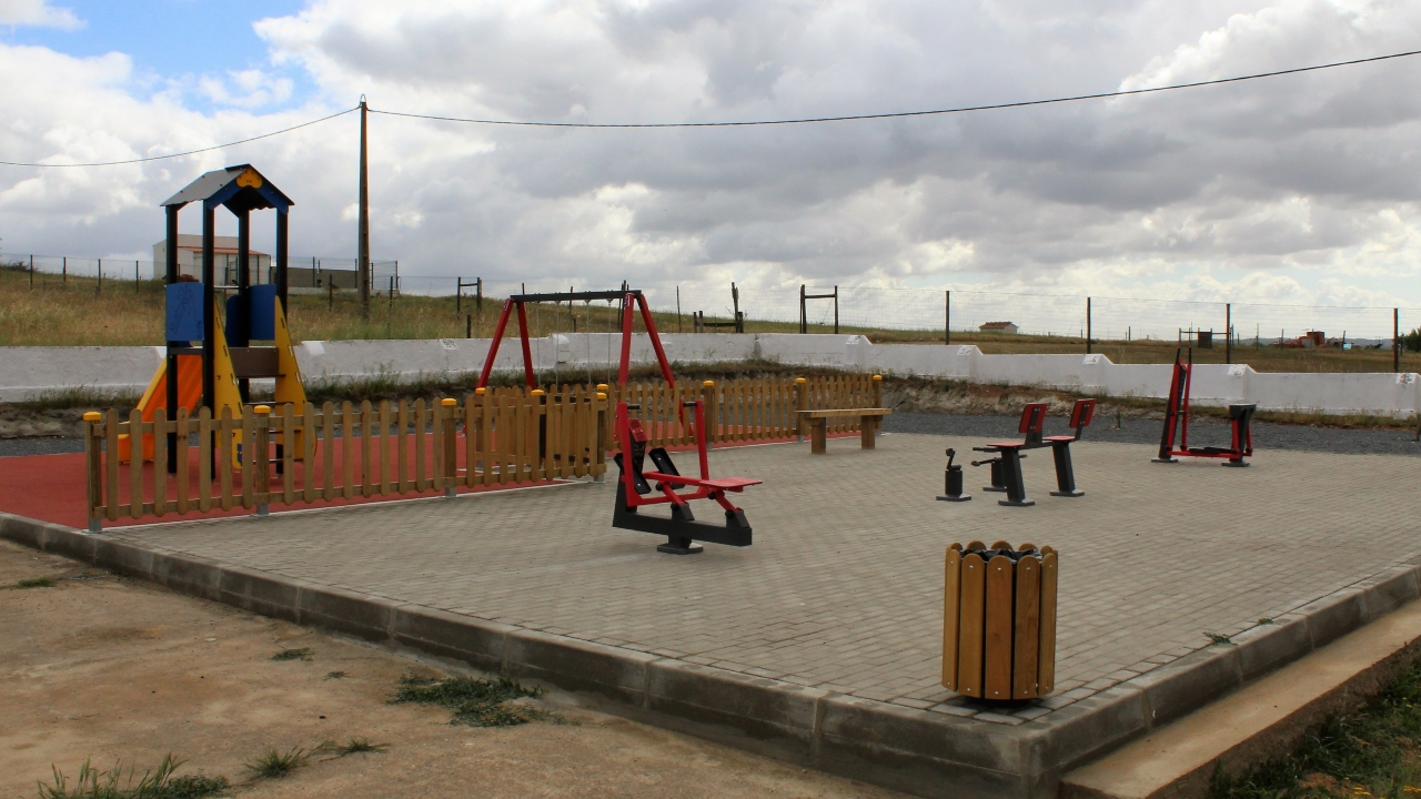 Junta de Mértola cria espaço de lazer em Corte Gafo de Cima