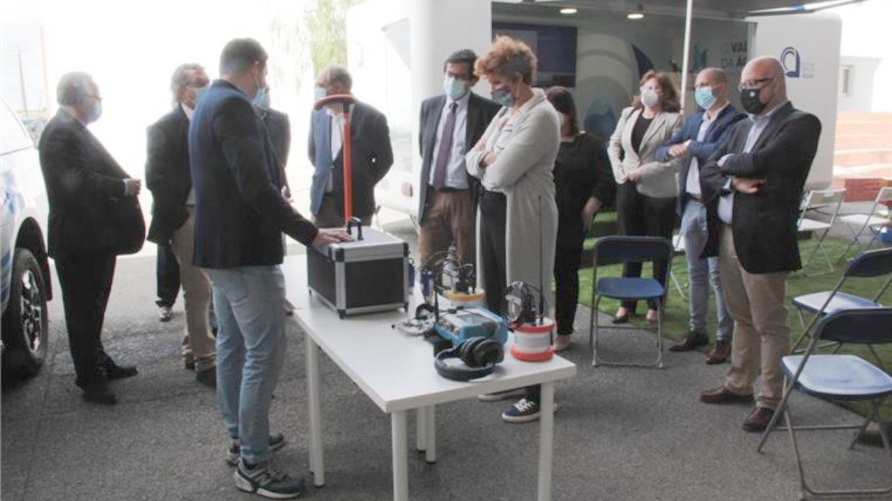 EMAS de Beja apresentou Centro de Ciência da Água