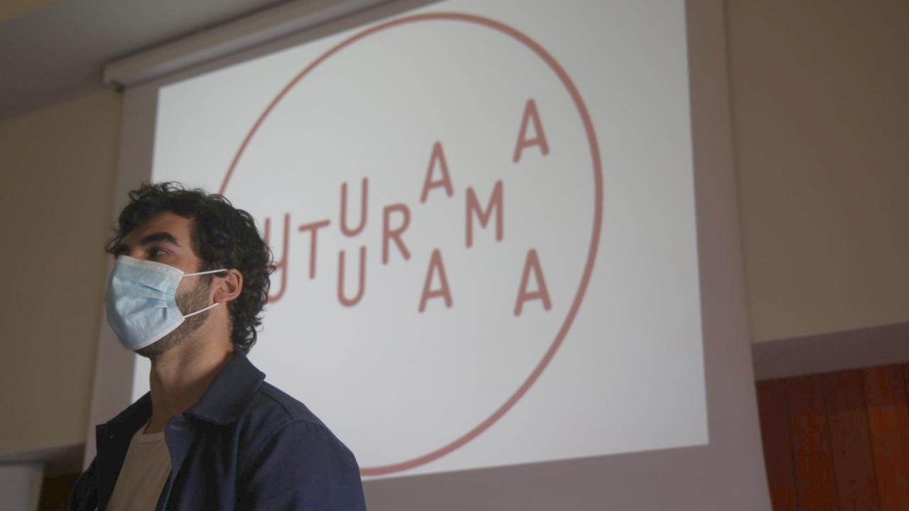 """Projeto """"Futurama"""" quer fazer das artes """"uma esperança de futuro"""""""