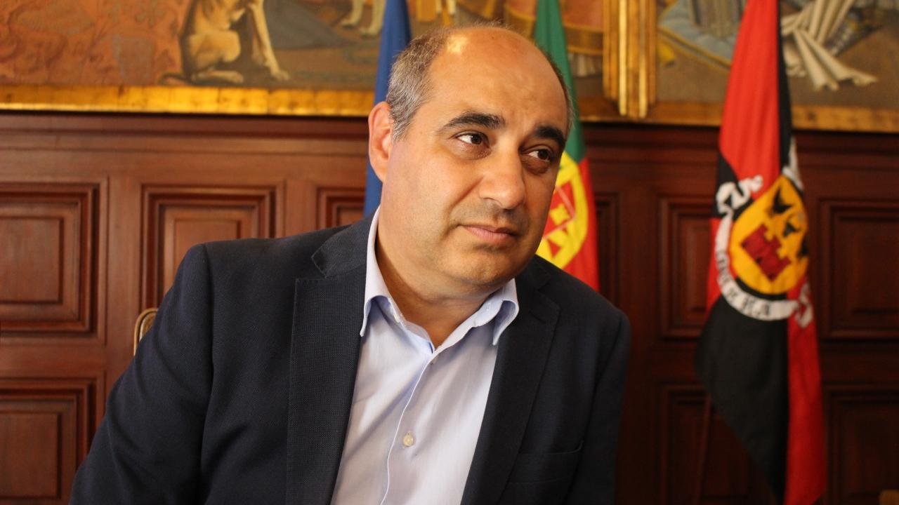 Paulo Arsénio é o candidato do PS à Câmara de Beja
