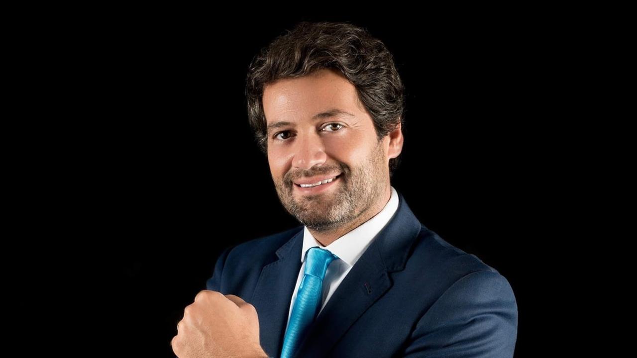 André Ventura candidato à Assembleia Municipal de Moura