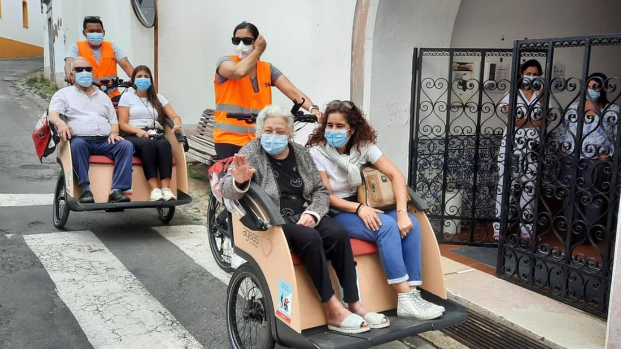 """Projeto """"Pelo direito ao vento nos cabelos"""" em Castro Verde"""