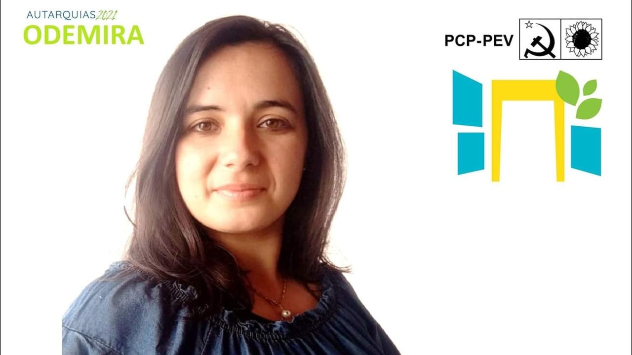 Sara Ramos candidata da CDU em Odemira